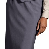 Ladies PolyWool Skirt